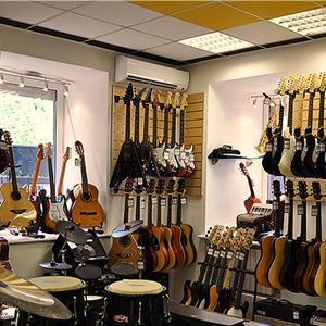 Музыкальные магазины Ферзиково