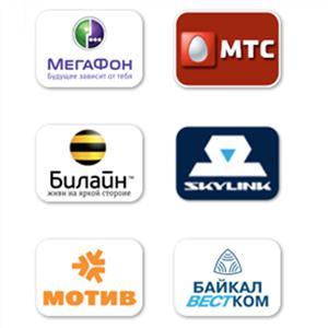 Операторы сотовой связи Ферзиково