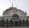 Железнодорожные вокзалы в Ферзиково